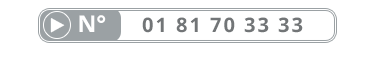 numero cristal