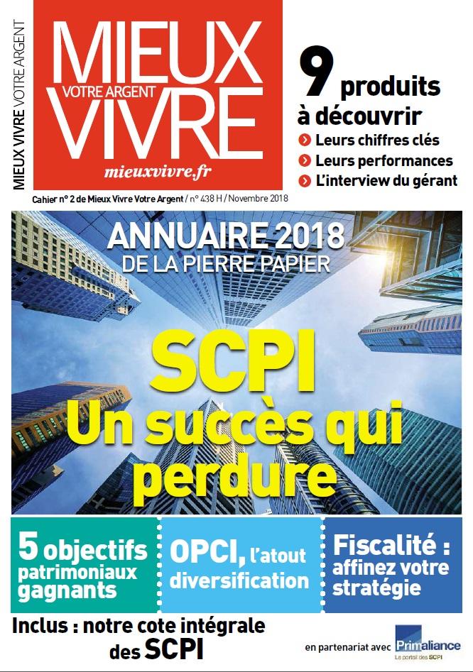 Annuaire SCPI 2016